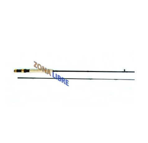 CA�A PESCA CON MOSCA SOUTH BEND TROPHY TAMER 2.75mts
